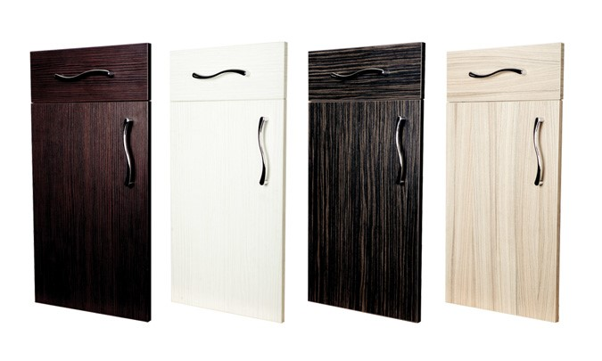 Replacement kitchen cabinet doors pvc edged doors and drawer fronts pvc edged doors groupg eventshaper